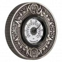 Реверс монеты «Термометр-18»