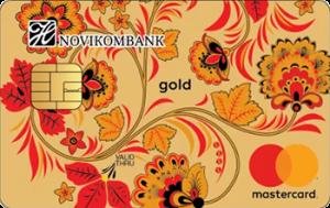 Кредитная карта Visa Gold / MasterCard Gold